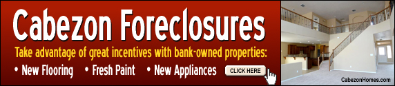 Cabezon Foreclosures - Click Here